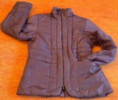 Veste matelassée brun polyester