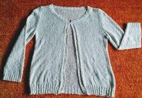 Apanage Veste en tricot beige clair polyester