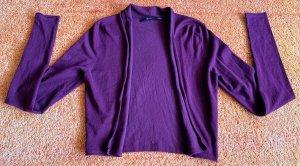 Damen Jacke Wolle strick Bolero Gr.S in Bordeaux von Expresso NW