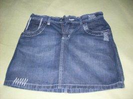 Damen jeans Rock , Gr : 38 , Farbe : Blau , Material : 100% Cotton