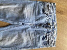 Damen Jeans zerissen