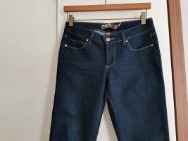 Damen Jeanshose dunkelblau