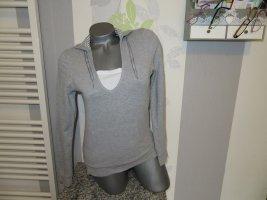 Damen Kapuzen langarm Shirt Größe S von Blue Motion (Nr1392)