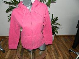 C&A Chaqueta estilo camisa rosa Algodón