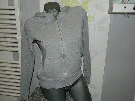 Damen Kapuzen Sweatjacke Größe 36 von H&M (GG12)