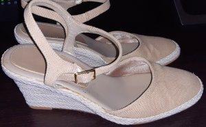 Life Stride Zapatos de cuña beige
