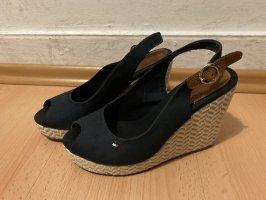 Damen Keilabsatz Sandalen