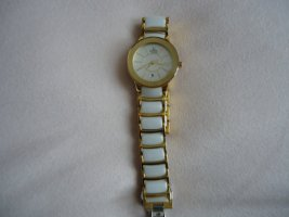 Watch Clasp white-gold-colored