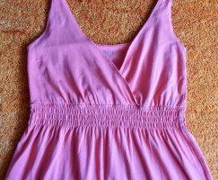 Damen Kleid Sommer Jersey Gr.36/38 in Lachs von Woman