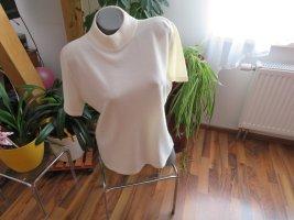 Bluhmod Short Sleeve Sweater white polyacrylic