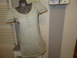 Damen Kurzarm Überzieh Pullover Größe L von Flame (Nr408)