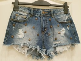 damen kurze Jeans shorts gr.36