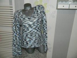 Chaloc Maglione lavorato a maglia multicolore Poliammide