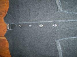 Damen Lagenlook-Jacke von La Bass Gr. 46 schwarz