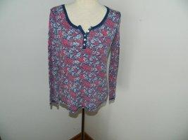 Damen langarm Feinripp Shirt Größe M von H&M (787)