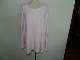 Bonita Manica lunga rosa pallido Viscosa
