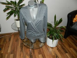 Street One Wraparound Shirt grey polyester