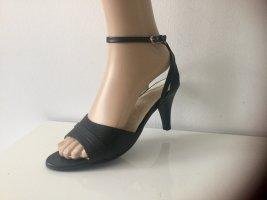 Damen Leder-Sandaletten Gr.39
