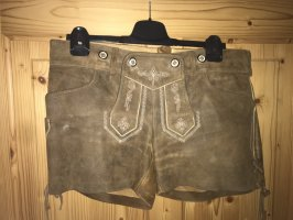 Country Maddox Traditional Leather Trousers brown