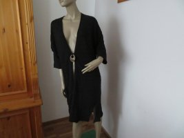 Damen long Cardigan Strickjacke Lagenlook Größe 44/46 von Samsara (789)