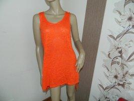H&M Lange top oranje