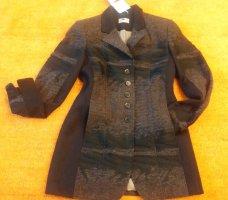 Damen Mantel Gehrock aus Wollmix gesmokt Gr.38 von Kirsten P.179,95€