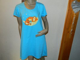 Disney Pijama azul claro Algodón