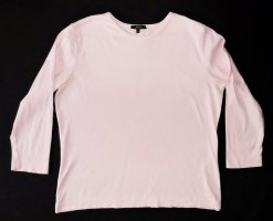 Damen Oberteil Longshirt von Joy Gr. 40 / M Shirt Longsleeve T-Shirt sehr guter Zustand rosa langarm