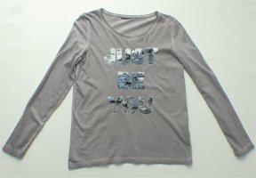 Damen Oberteil Shirt Longsleeve Gina Gr. 36 / S Longshirt Langarm-Shirt sehr guter Zustand T-Shirt