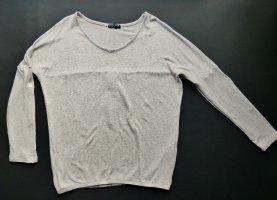 Blind Date Gebreid shirt beige Polyester