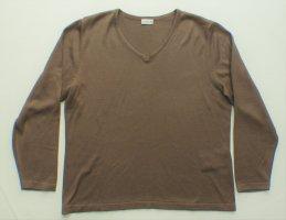 Atelier GS Fine Knit Jumper bronze-colored polyacrylic