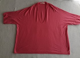 Short Sleeve Sweater pink