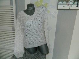 Damen Pullover Größe L/XL Handmade (Nr1483)