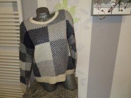 Abercrombie & Fitch Pull tricoté multicolore acrylique