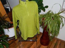 Lisa Campione Knitted Sweater green polyacrylic