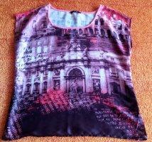 Damen Pullover Shirt Long Gr.38 in Grau von Street One