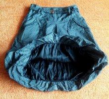 Ballonrok grijs-donkergrijs Polyester