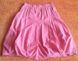 Kekoo Jupe ballon rose coton