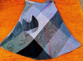 Rozkloszowana spódnica Wielokolorowy Bawełna