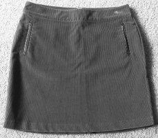 Lisa Campione Miniskirt dark brown cotton