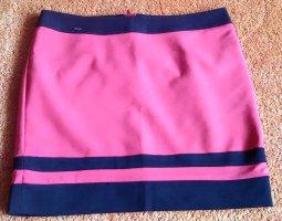 Orsay Mini rok zwart-roze Katoen