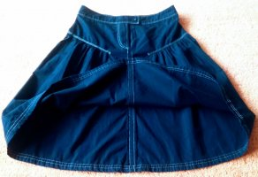 Mexx Spódnica midi czarny Bawełna