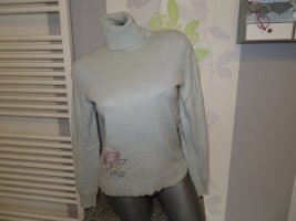 Damen Rollkragen Kaschmir Pullover Größe M/L von Esisto (Nr721)