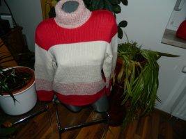 Faber Turtleneck Sweater multicolored wool