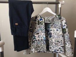 Business Suit blue