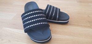 Damen Sandalen Latschen Hausschuhe oder Pantoffeln gr. 39