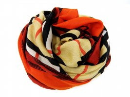 Pashmina multicolore Viscosa