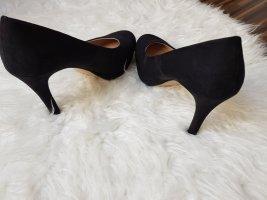 Damen Schuhe, High Heels in schwarz