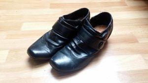 Damen Schuhe/ Stiefeletten in schwarz in 38