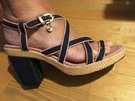Damen Schuhe Wedges von Tommy Hilfiger